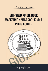 Bite - Sized Kindle Book Marketing + Mega 700+ Kindle Plots Bundle – Tim Castleman