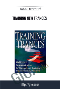 Training new trances – John Overdurf