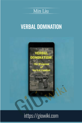Verbal Domination - Min Liu