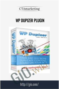 WP Dupizer Plugin - CTAmarketing