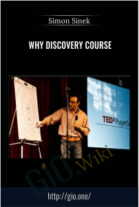 Why Discovery Course  – Simon Sinek