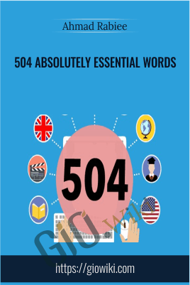 504 Absolutely Essential Words - Ahmad Rabiee
