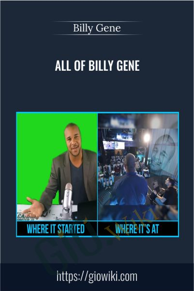 All Of Billy Gene – Billy Gene