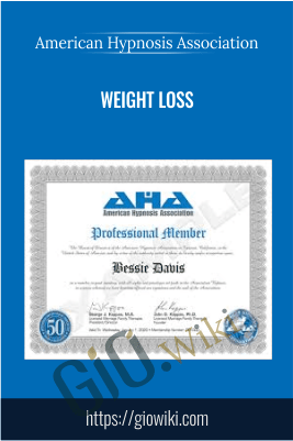 Weight Loss – AHA – American Hypnosis Association