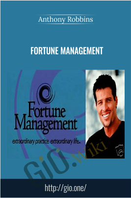 Fortune Management – Anthony Robbins
