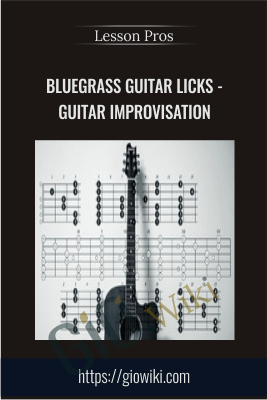 Bluegrass Guitar Licks - Guitar Improvisation - Lesson Pros