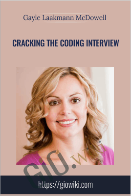 Cracking the Coding Interview - Gayle Laakmann McDowell