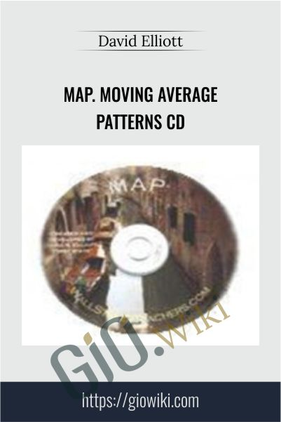 MAP. Moving Average Patterns CD – David Elliott