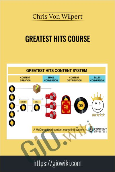 Greatest Hits Course - Chris Von Wilpert