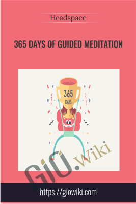 365 Days of Guided Meditation - Headspace