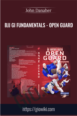 BJJ Gi Fundamentals - Open Guard - John Danaher
