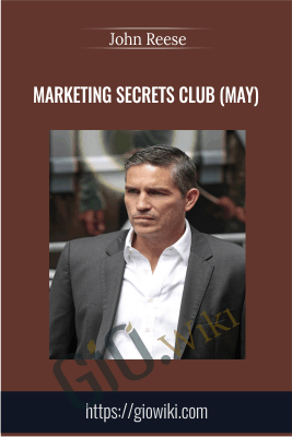 Marketing Secrets Club - John Reese
