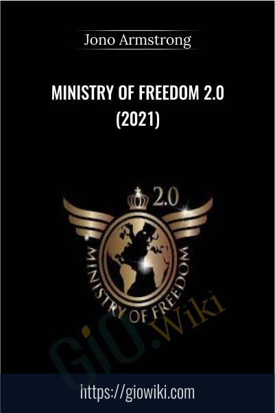 Ministry of Freedom 2.0 (2021) – Jono Armstrong