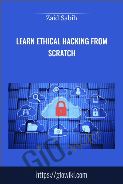 Learn Ethical Hacking From Scratch - Zaid Sabih