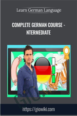 Learn German Language: Complete German Course - Intermediate - AbcEdu Online