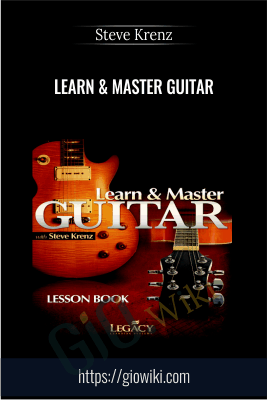 Learn & Master Guitar - Steve Krenz