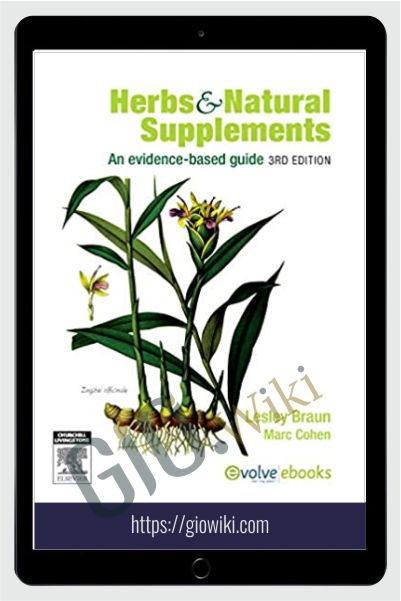 Herbs and Natural Supplements - Lesley Braun