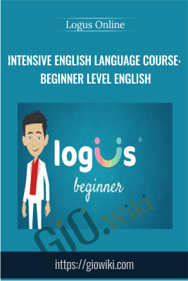 Intensive English Language Course: Beginner level English - Logus Online