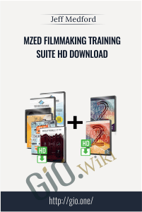 MZed Filmmaking Training Suite HD Download – Jeff Medford