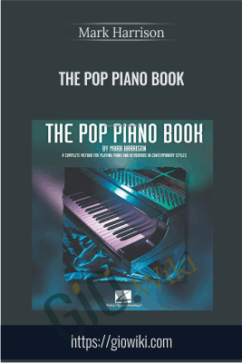 The Pop Piano Book - Mark Harrison