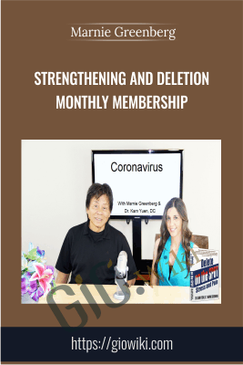 Strengthening and Deletion Monthly Membership - Marnie Greenberg