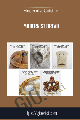 Modernist Bread - Modernist Cuisine