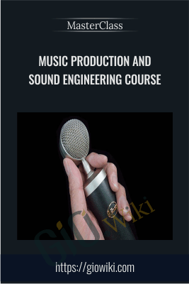 Music Production And Sound Engineering Course - David Mellor