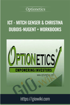 ICT - Mitch Genser & Christina DuBois-Nugent + Workbooks -  Optionetics