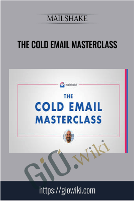 The Cold Email MasterClass - Mailshake