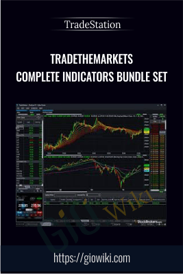 TradeTheMarkets Complete Indicators Bundle Set - TradeStation