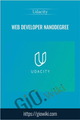 Web Developer Nanodegree - Udacity