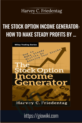 The Stock Option Income Generator: How To Make Steady Profits by Renting Your Stocks - Harvey C. Friedentag