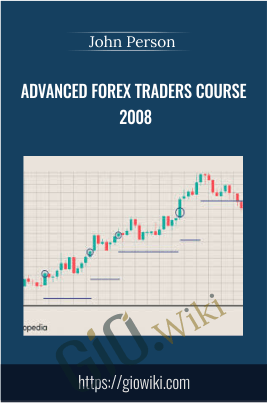 Advanced Forex Traders Course 2008 - 2 CDs + Manual - John Person