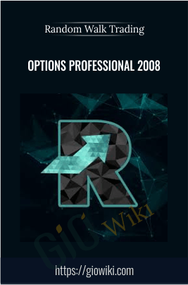 Options Professional 2008 - Random Walk Trading