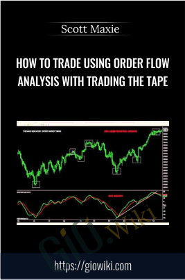 How To Trade Using Order Flow Analysis with Trading The Tape - Scott Maxie