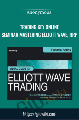 Trading Key Online Seminar Mastering Elliott Wave, RRP - Anonymous