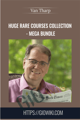 Huge Rare Courses Collection - Mega Bundle - Van Tharp