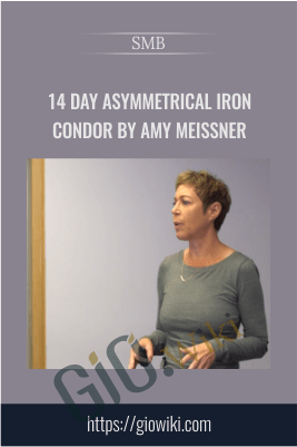14 Day Asymmetrical Iron Condor by Amy Meissner – SMB