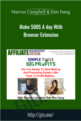 Make 500$ A day With Browser Extension