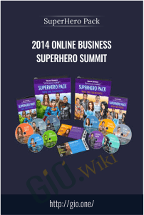 2014 Online Business Superhero Summit