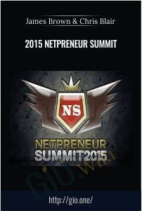 2015 Netpreneur Summit – James Brown & Chris Blair