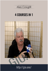 4 Courses in 1 – Alan Cowgill