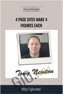 4 Page Sites Make 4 Figures Each – AzonSnipe
