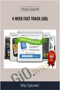 4 Week Fast Track (GB) – Chris Farrell