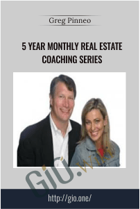 5 Year Monthly Real Estate Coaching Series – Greg Pinneo