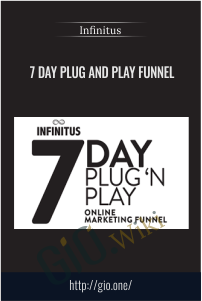 7 Day Plug and Play Funnel –Infinitus