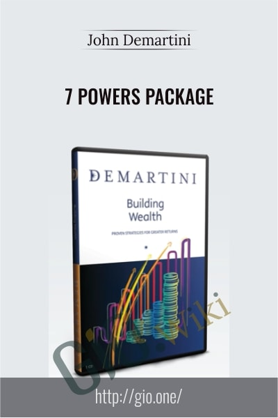 7 Powers Package - John Demartini