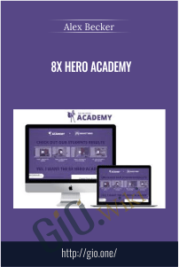 8x Hero Academy – Alex Becker