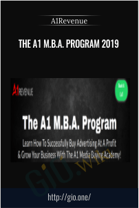 The A1 M.B.A. Program 2019 – A1Revenue