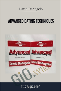 Advanced Dating Techniques – David DeAngelo